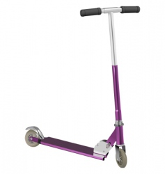 Scooter vector