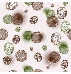 grungy pattern vector image vector image