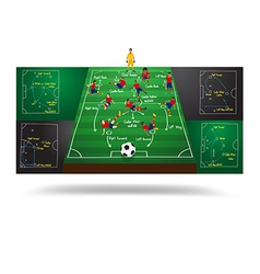 Spanish national team soccer football player vector