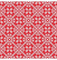 Norwegian pattern Eps 10 vector