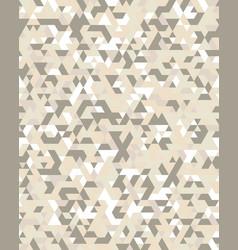 Seamless polygonal patterns vector