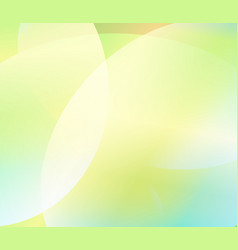 turquoise green abstract background vector image
