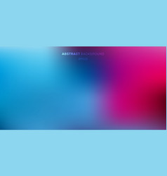 abstract blue purple pink vibrant color blurred vector image