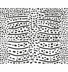Background whale shark skin vector
