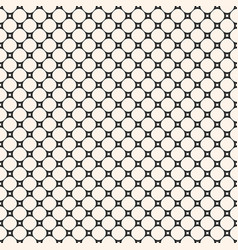 circular mesh texture seamless pattern with vector image