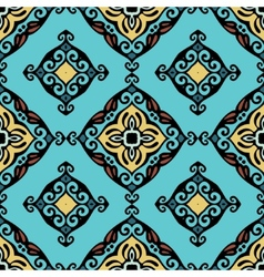 seamless tiled background vector image