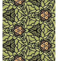 Natural pattern vector image