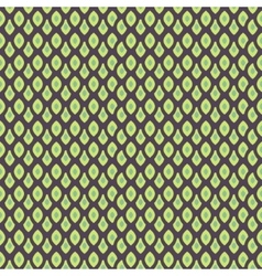 Ethnic tribal scale seamless pattern vector image