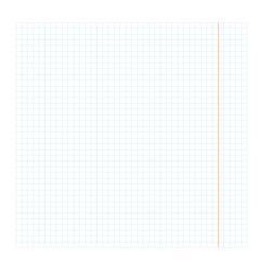 blank checkbook sheet vector image vector image