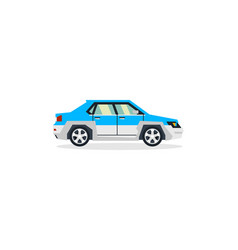 a car transport vehicle vector image