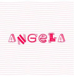 Angela vector