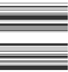 seamless horizontal stripes pattern vector image