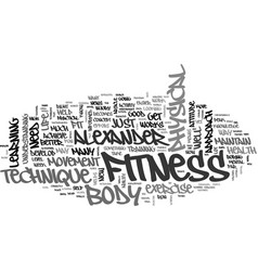 are you fit enough to get fit the alexander vector image