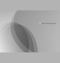 abstract gray faded background vector image