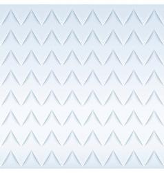 White seamless matte metallic texture vector