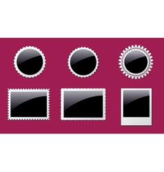 Foto frame vector