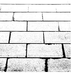 Grunge paving slabs texture vector