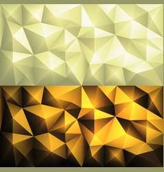 polygon abstract polygonal geometric vector image