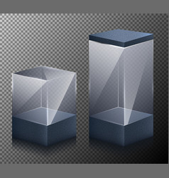 set of of small and large vector image
