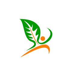 Health herbal vector