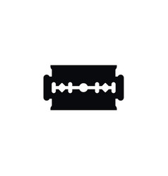 Isolated instrument icon blade element can vector