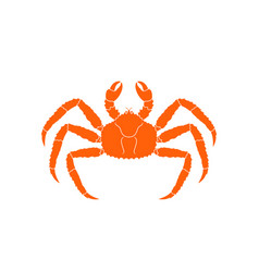 King crab vector