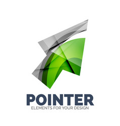 icon arrow mouse pointer or directional vector image