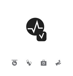 Set of 5 editable complicated icons includes vector