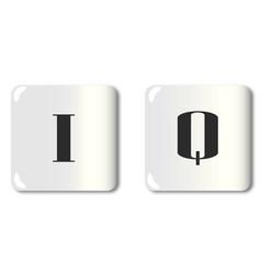 I q dice vector