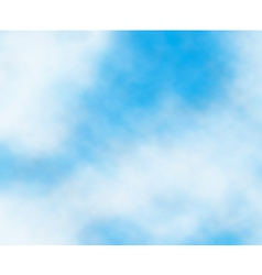 cloud detail vector image vector image