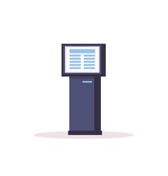atm money automatic teller machine payment vector image
