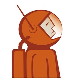 Astronauts vector