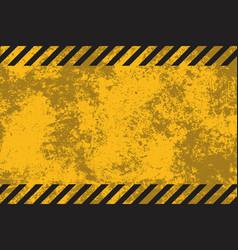 Caution do not enter sign danger vector