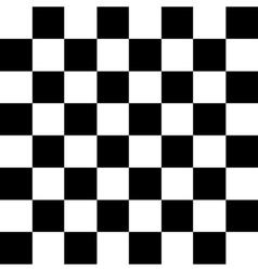 Modern chess board background design vector