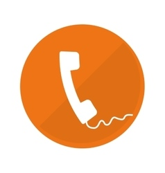 Phone service repair icon vector