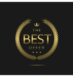 The best offer vector