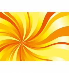 sunny background vector image vector image
