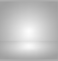 empty studio background vector image