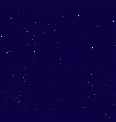 Starry seamless pattern splashed hand draw vector