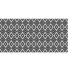 traditional batik pattern vector image