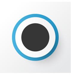 Record icon symbol premium quality isolated vector