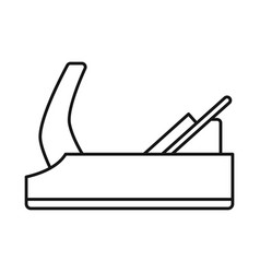 Design jointer and tool symbol graphic vector