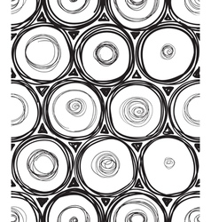round seamless vector image