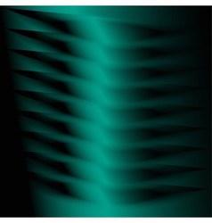 Abstract dark green background vector