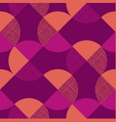 Abstract minimal modern seamless pattern vector