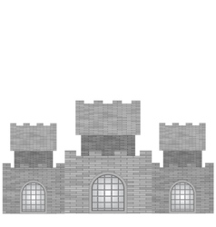 Grey Castle vector