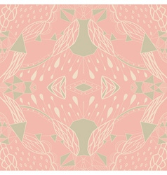 Abstract pattern Pastel background vector image vector image
