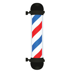 Barber shop sign vector
