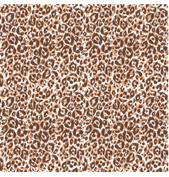 bright animal skin pattern vector image
