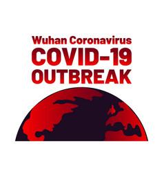 Coronavirus disease covid-19 wuhan vector
